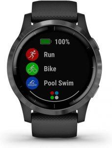 montre connectée natation