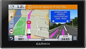 GPS camping car Garmin Camper 660