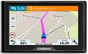 GPS voiture Garmin DriveSmart 50 LMT 5 pouces