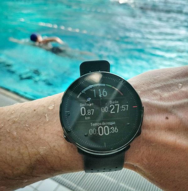 Montre natation : quelle montre GPS de natation choisir ?