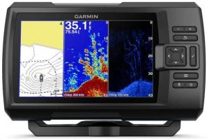 garmin sondeur peche top